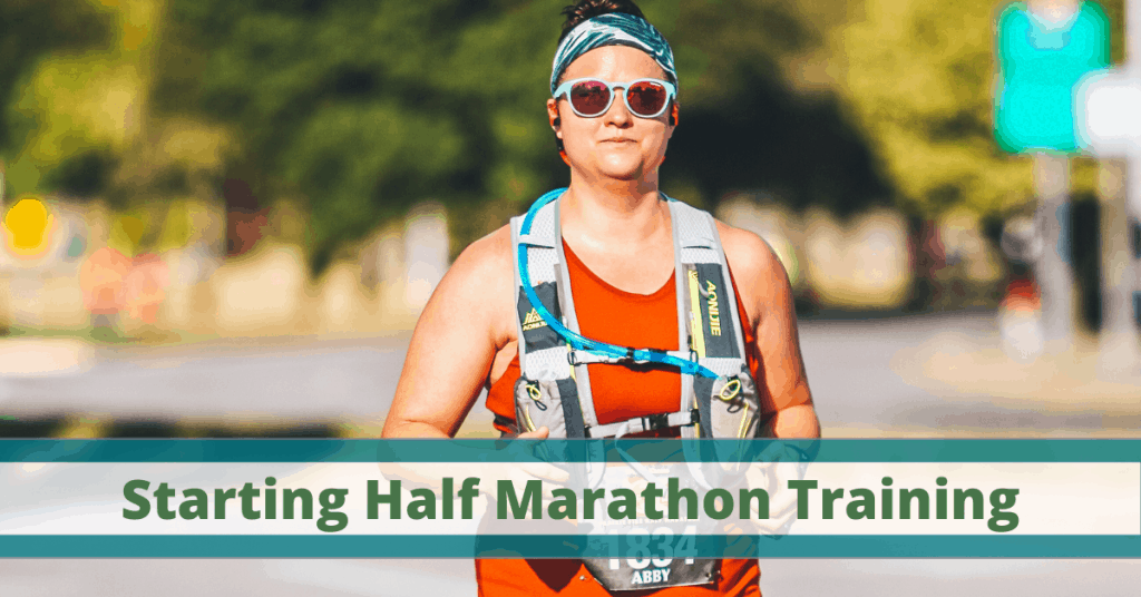 It is January and that means a new training cycle for my favorite/hometown half marathon. Today I am starting half marathon training for a May race #run #runner #halfmarathoner #halfmarathontraining #runtraining #trainingplan #halfmarathonplan #traininglog