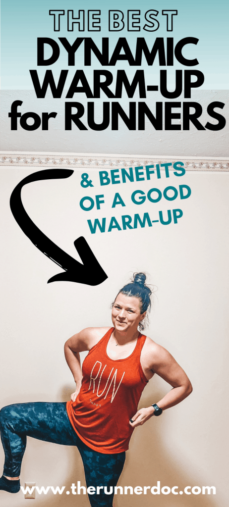 the best dynamic exercises to warm up for running.  running tips   running workout   beginner runners   runners injury prevention   injury prevention for runners