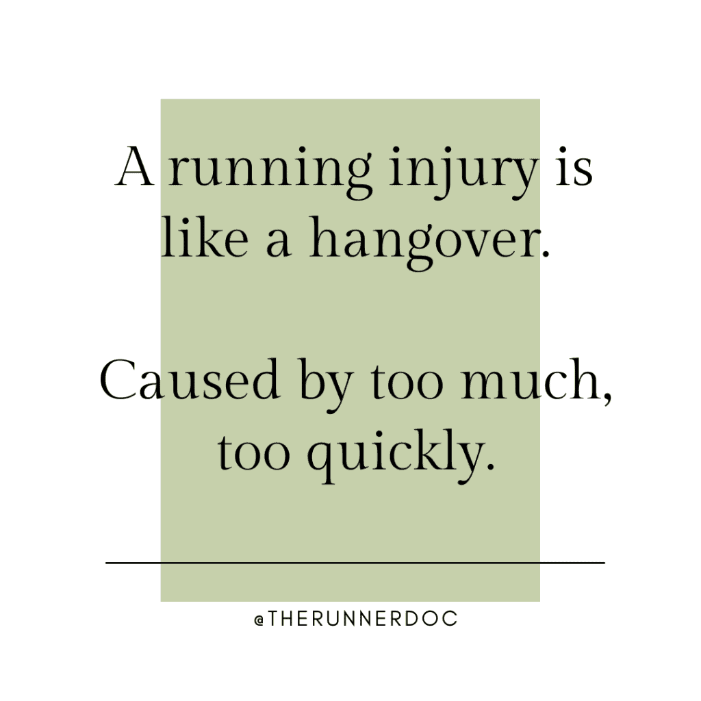 Common training errors for runners. Fix common training mistakes for runners. | Injury prevention for runners | Prevent injury in running | Running injuries | running training | training for running |