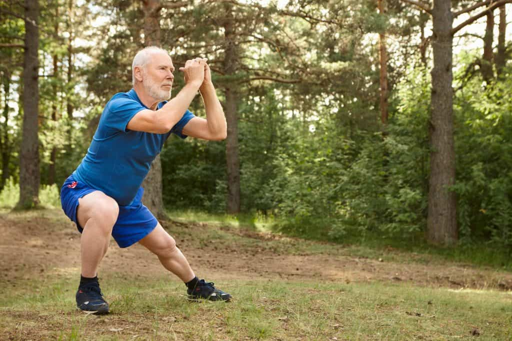 Running with arthritis and staying healthy with strength training for runners.