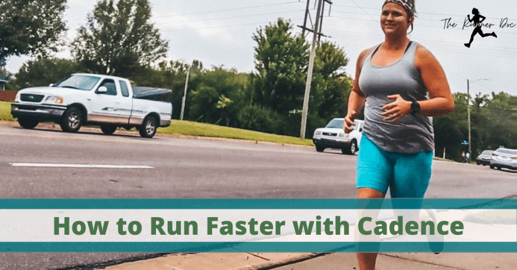 How to Run Faster with Improving Cadence. Runners want to run faster. Run | running tips | running | fast runners | get faster running |