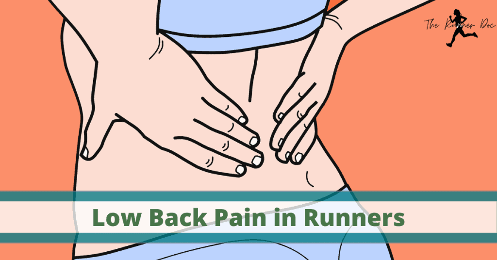 Injury prevention for Low back pain during running. Can running cause low back pain and injuries?