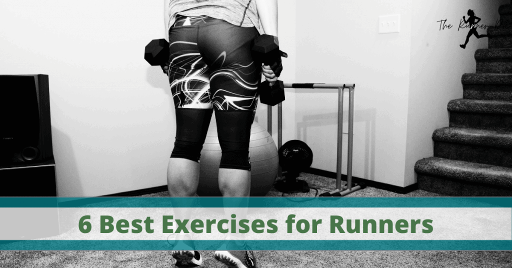 The best exercises for runners by a physical therapist. Running tips, injury prevention for runners