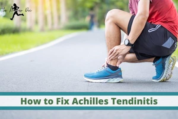 fix achilles tendinitis or tendinosis with this exercise