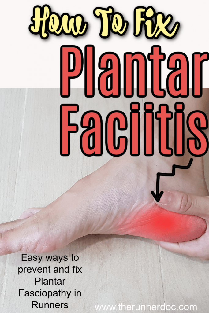 How to fix plantar fasciitis in runners. #plantarfasciitis #plantarfasciopathy #runnerphysicaltherapy #physicaltherapy #run