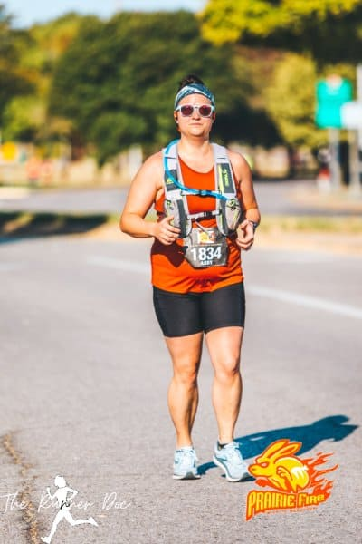 review of aonijie hydration pack for running half marathon