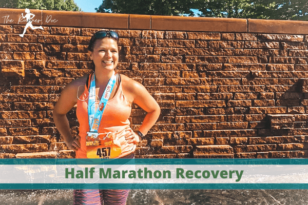 how to recover from half marathon race