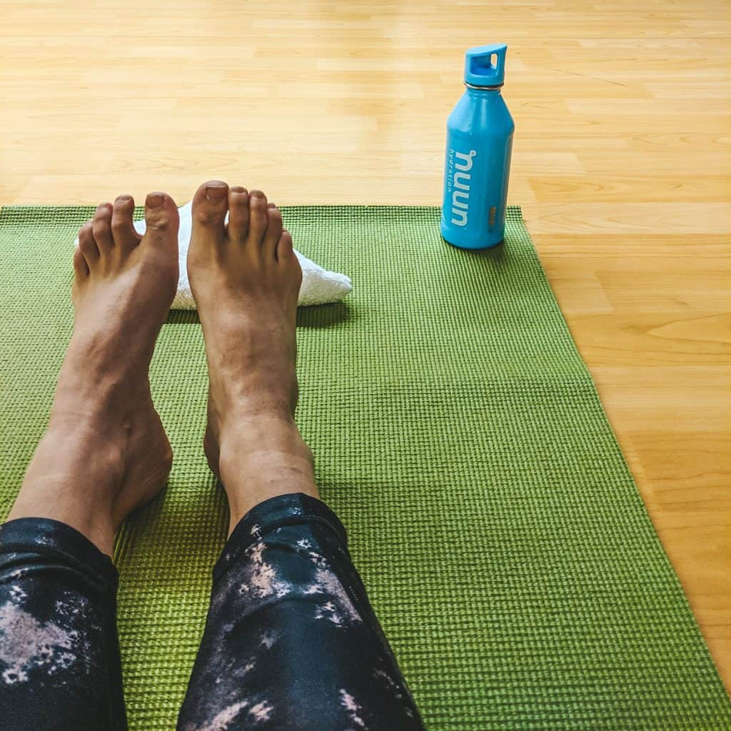 How to recover with yoga after half marathon race